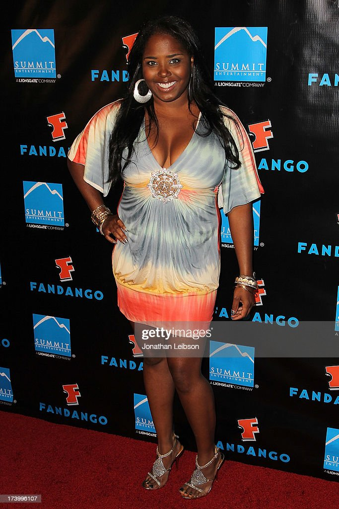 <a gi-track='captionPersonalityLinkClicked' href=/galleries/search?phrase=Shar+Jackson&family=editorial&specificpeople=228034 ng-click='$event.stopPropagation()'>Shar Jackson</a> attends the Summit Entertainment's Comic-Con Red Carpet Press Event - Comic-Con International 2013 at Hard Rock Hotel San Diego on July 18, 2013 in San Diego, California.