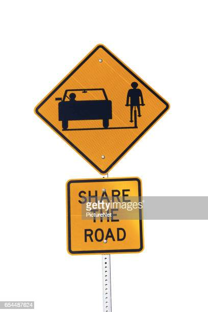'Share the Road' Sign