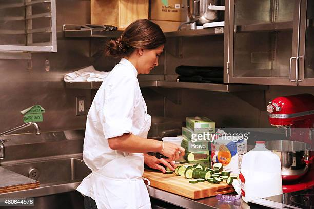 RESTAURANT 'Shared Plates' Episode 102 Pictured Callie Speer from Swift's Attic