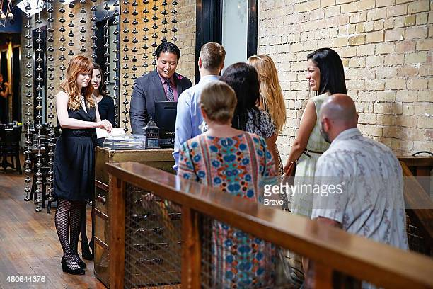 RESTAURANT 'Shared Plates' Episode 102 Pictured CK Chin and Staff at Swift's Attic