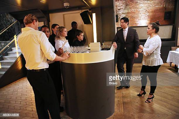 RESTAURANT 'Shared Plates' Episode 102 Pictured CK Chin from Swift's Attic Aniece Meinhold from The Federal