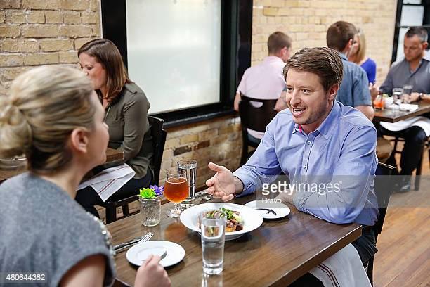 RESTAURANT 'Shared Plates' Episode 102 Pictured Jeffrey Zurofsky at Swift's Attic