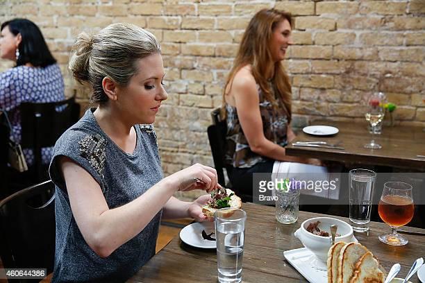RESTAURANT 'Shared Plates' Episode 102 Pictured Maggie Nemser at Swift's Attic