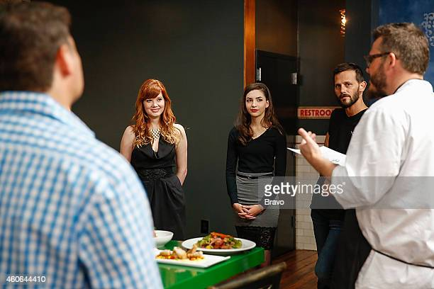 RESTAURANT 'Shared Plates' Episode 102 Pictured Matt Clouser and Staff at Swift's Attic