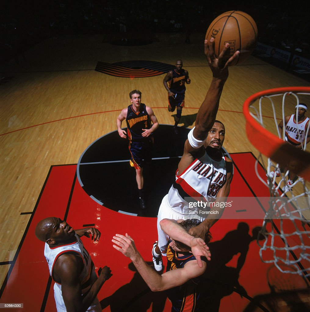 Golden State Warriors v Portland Trailblazers s and