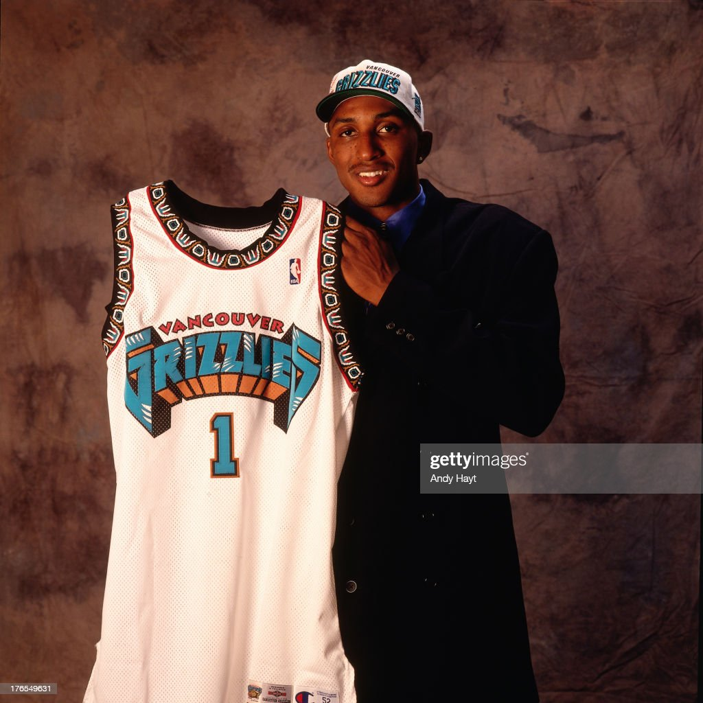 ef Abdur Rahim poses for a portrait after he was choosen