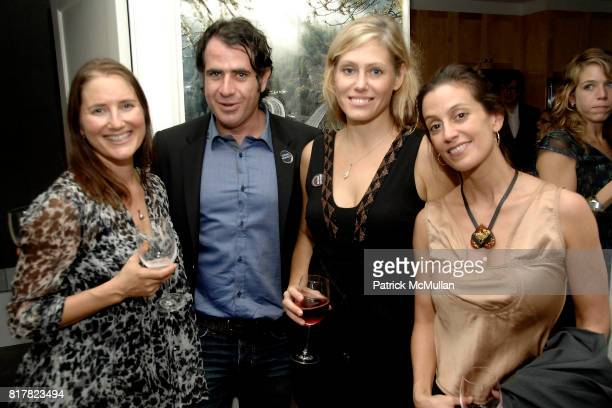 Shari Auth Ryan Lange Andrea Hazen and Stephanie Park attend OLDMAN'S BRAVE NEW WORLD OF WINE Book Launch Hosted by W W Norton and Mark Oldman at...