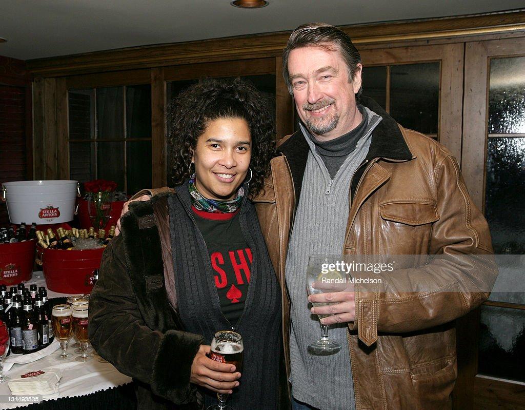 2007 Sundance Film Festival - Stella Artois Dinner