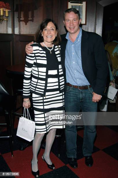 Shari Israel and Eric Ewell attend Sharon Lauren Ashley Bush Host Luncheon in Celebration of the FEED Bears Sponsored by DIOR BEAUTY llanllyr SOURCE...