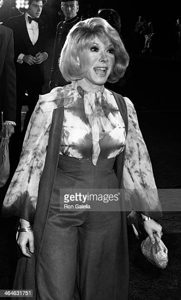 Shari Lewis attends the premiere of 'The Muppets Go Hollywood' on April 6 1979 at the Coconut Grove in Hollywood California