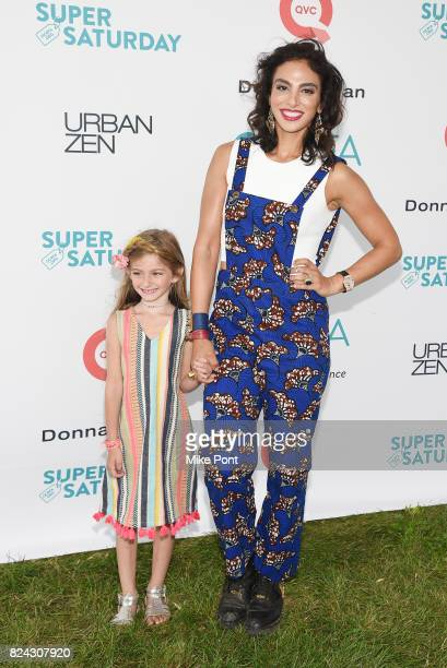 Shari Loeffler attends OCRFA's 20th Annual Super Saturday to Benefit Ovarian Cancer on July 29 2017 in Watermill New York