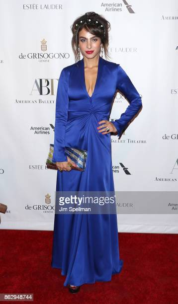 Shari Loeffler attends the 2017 American Ballet Theatre Fall gala at David H Koch Theater at Lincoln Center on October 18 2017 in New York City