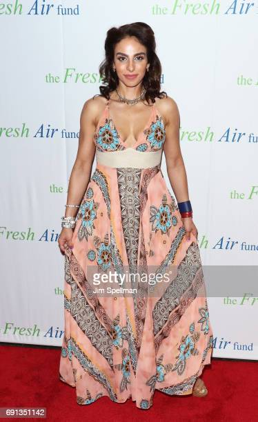 Shari Loeffler attends the 2017 Fresh Air Fund Spring Benefit at Pier Sixty at Chelsea Piers on June 1 2017 in New York City