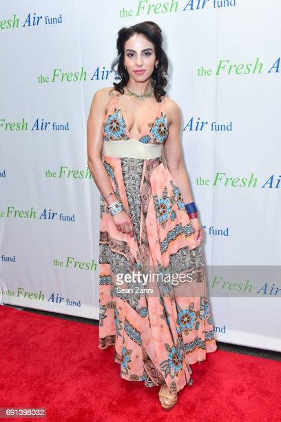 Shari Loeffler attends The Fresh Air Fund's Spring Benefit 2017 at Pier Sixty Chelsea Piers on June 1 2017 in New York City