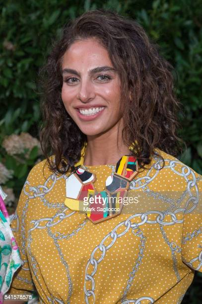 Shari Loeffler attends the Samantha Yanks and Molly Sims Reception to Celebrate Jimmy Choo at c/o The Maidstone on August 31 2017 in East Hampton New...