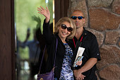 Shari Redstone a trustee and a vice chairman of Viacom and CBS attends the annual Allen Company Sun Valley Conference July 5 2016 in Sun Valley Idaho...