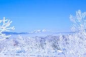 Volcano is a volcano in Shiretoko Peninsula, Hokkaido. The Shari-dake is 1,547 m.