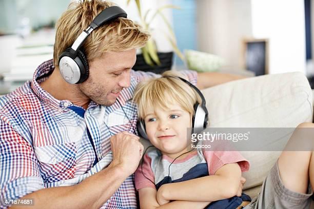 In eine Liebe für Musik