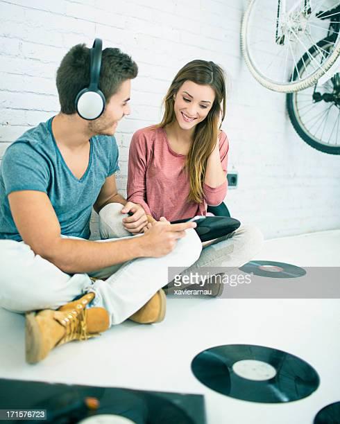 Partage de la musique