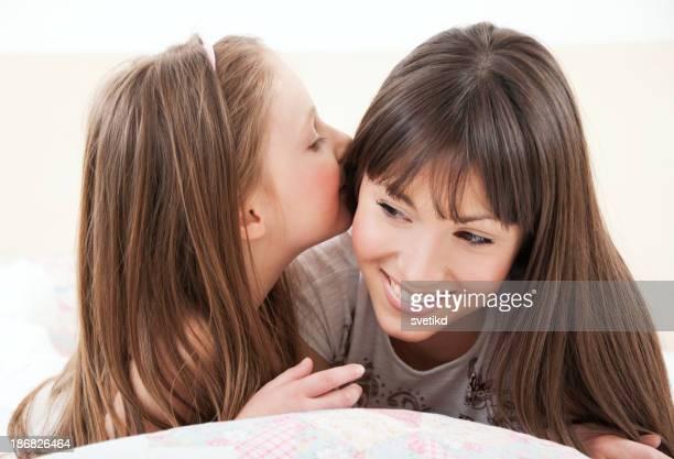 Sharing secrets.