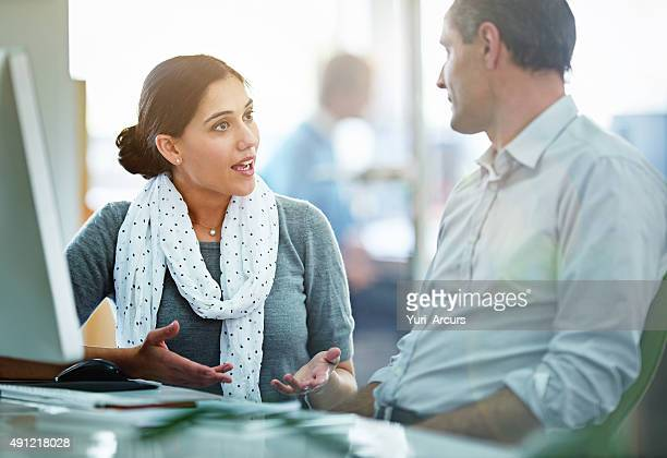 Sharing their creativity