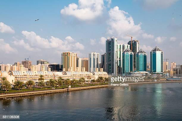 Sharjah, Central Souq, also known as Blue Souq or Souq al-Markazi (United Arab Emirates)
