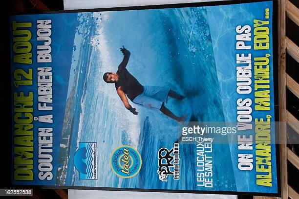 Shark Attack In La Reunion Fabien BUJON surfeur expérimenté de 41 ans se fait attaquer par un requinbouledogue de 3 m sur le spot de SaintLEU sur...