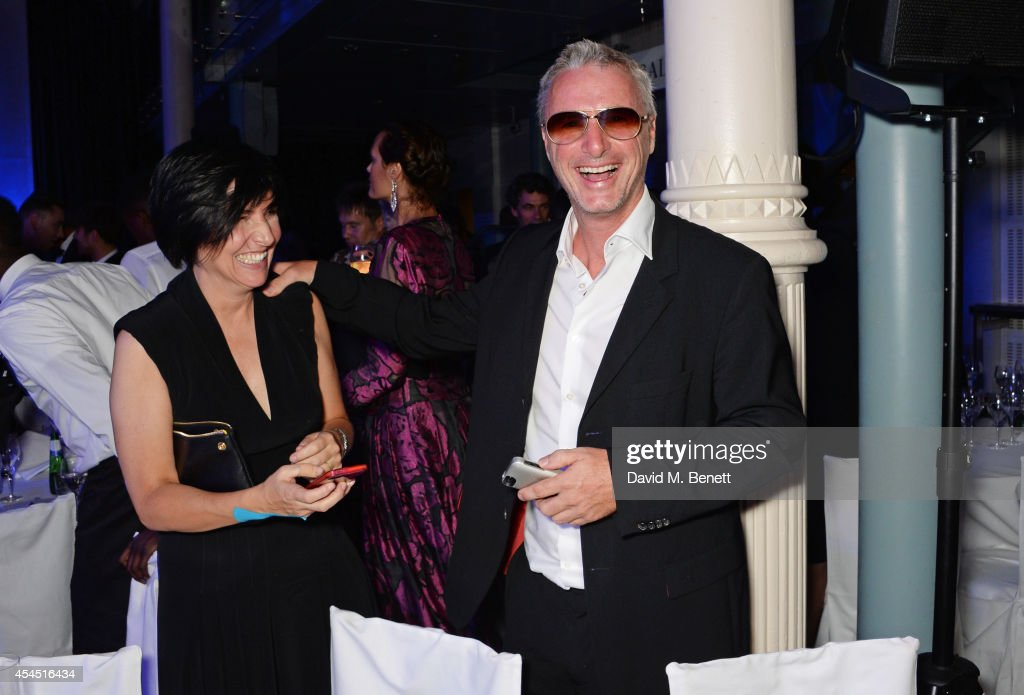 <a gi-track='captionPersonalityLinkClicked' href=/galleries/search?phrase=Sharleen+Spiteri&family=editorial&specificpeople=214718 ng-click='$event.stopPropagation()'>Sharleen Spiteri</a> (L) and <a gi-track='captionPersonalityLinkClicked' href=/galleries/search?phrase=Eddie+Irvine&family=editorial&specificpeople=211289 ng-click='$event.stopPropagation()'>Eddie Irvine</a> attend an after party following the GQ Men Of The Year awards in association with Hugo Boss at The Royal Opera House on September 2, 2014 in London, England.