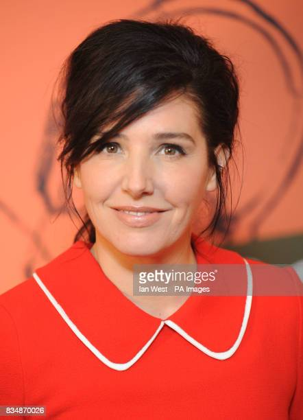 Sharleen Spiteri arrives at the Music Industry Trusts' Award 2008 at the Grosvenor Hotel Park Lane in central London
