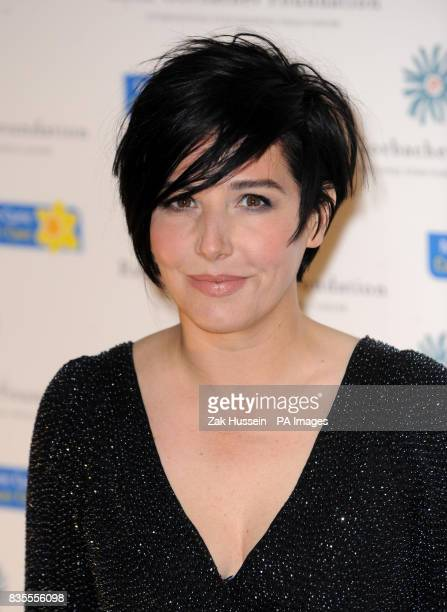 Sharleen Spiteri arrives for the Raisa Gorbachev Foundation Annual Fundraising Gala Dinner at Hampton Court Richmond upon Thames in south west London