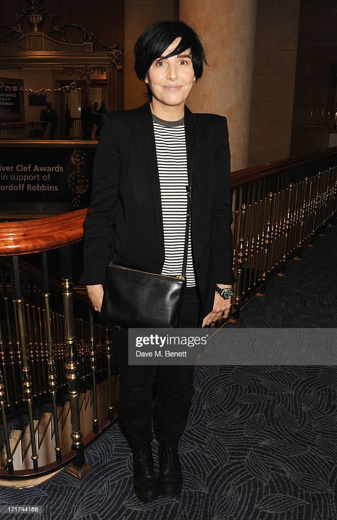 Sharleen Spiteri attends the Nordoff Robbins O2 Silver Clef Awards at the London Hilton on June 28, 2013 in London, England.