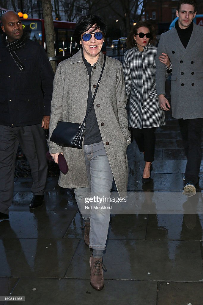 Sharleen Spiteri attends the Smythson of Bond Street's afternoon tea party, celebrating the opening of their new Sloane Street store on February 6, 2013 in London, England.