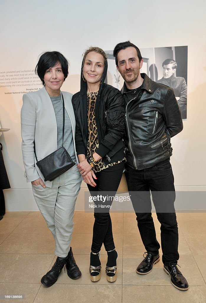 <a gi-track='captionPersonalityLinkClicked' href=/galleries/search?phrase=Sharleen+Spiteri&family=editorial&specificpeople=214718 ng-click='$event.stopPropagation()'>Sharleen Spiteri</a>, <a gi-track='captionPersonalityLinkClicked' href=/galleries/search?phrase=Noomi+Rapace&family=editorial&specificpeople=4522889 ng-click='$event.stopPropagation()'>Noomi Rapace</a> and Kinder Aggugini attend Rory McEwen - The Colours of Reality at Kew Gardens on May 20, 2013 in London, England.