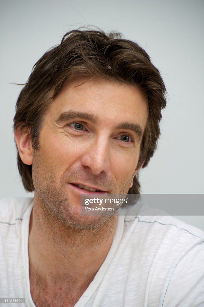 Sharlto Copley at 'The ATeam' Press Conference at the Four Seasons Hotel on June 4 2010 in Beverly Hills California
