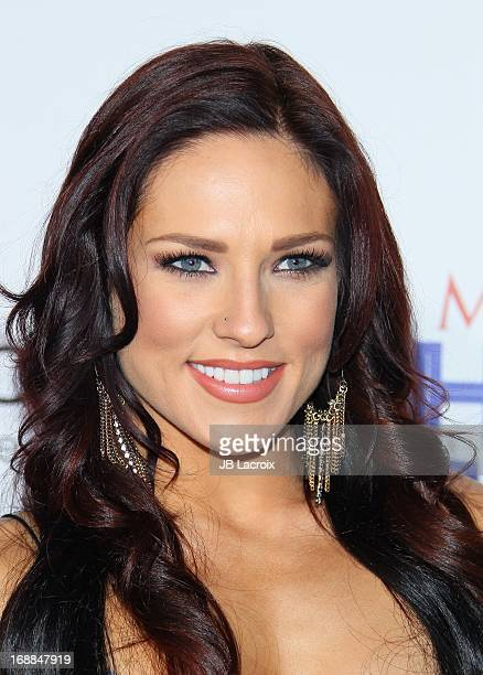 Sharna Burgess attends the Maxim 2013 Hot 100 Party held at Create on May 15 2013 in Hollywood California