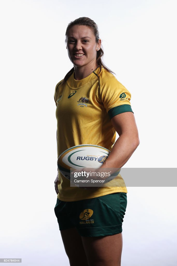 Wallaroos World Cup Portrait Session