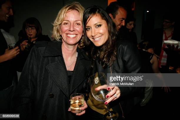 Sharon Allan and Stacy Morgenstern Igel attend THE COOPER SQUARE HOTEL MINIBAR EXCLUSIVES UNVEILING at Cooper Square Hotel Penthouse on April 21 2009...