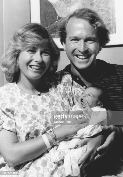 Sharon and Neil Bush and their daughter Lauren Credit The Denver Post