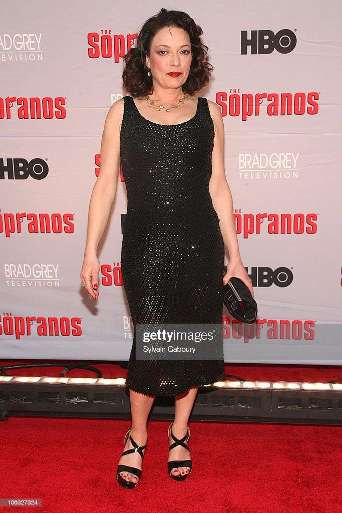"""The Sopranos"" Final Season World Premiere - Arrivals"