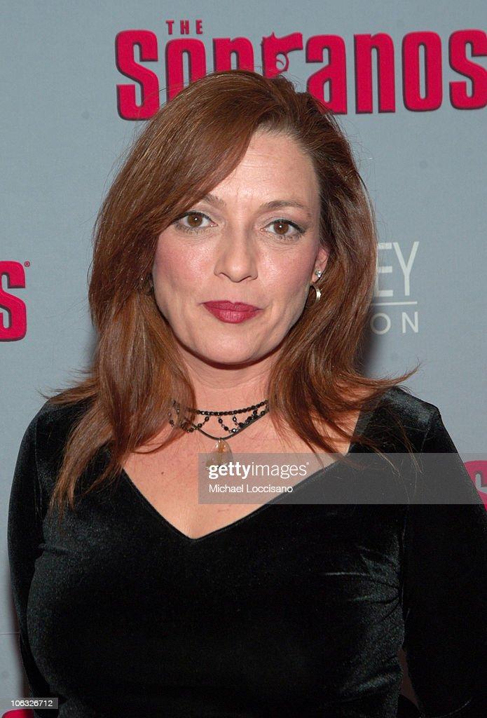 """The Sopranos"" Sixth Season New York City Premiere - Arrivals"