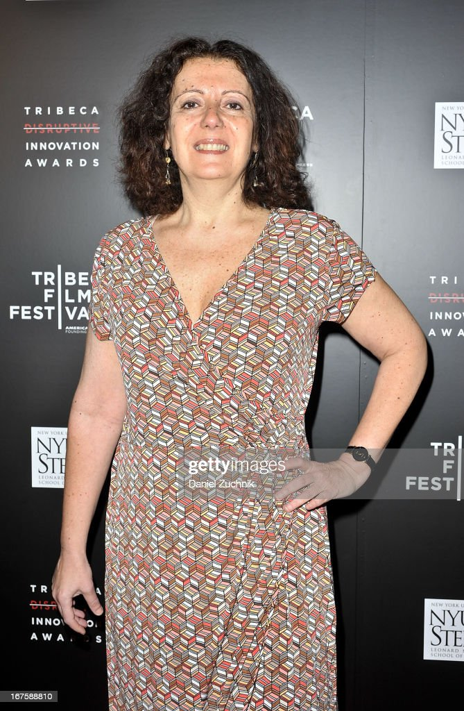 Sharon Badal attends the 4th annual Tribeca Disruptive Innovation Awards during the 2013 Tribeca Film Festival at NYU Paulson Auditorium on April 26, 2013 in New York City.