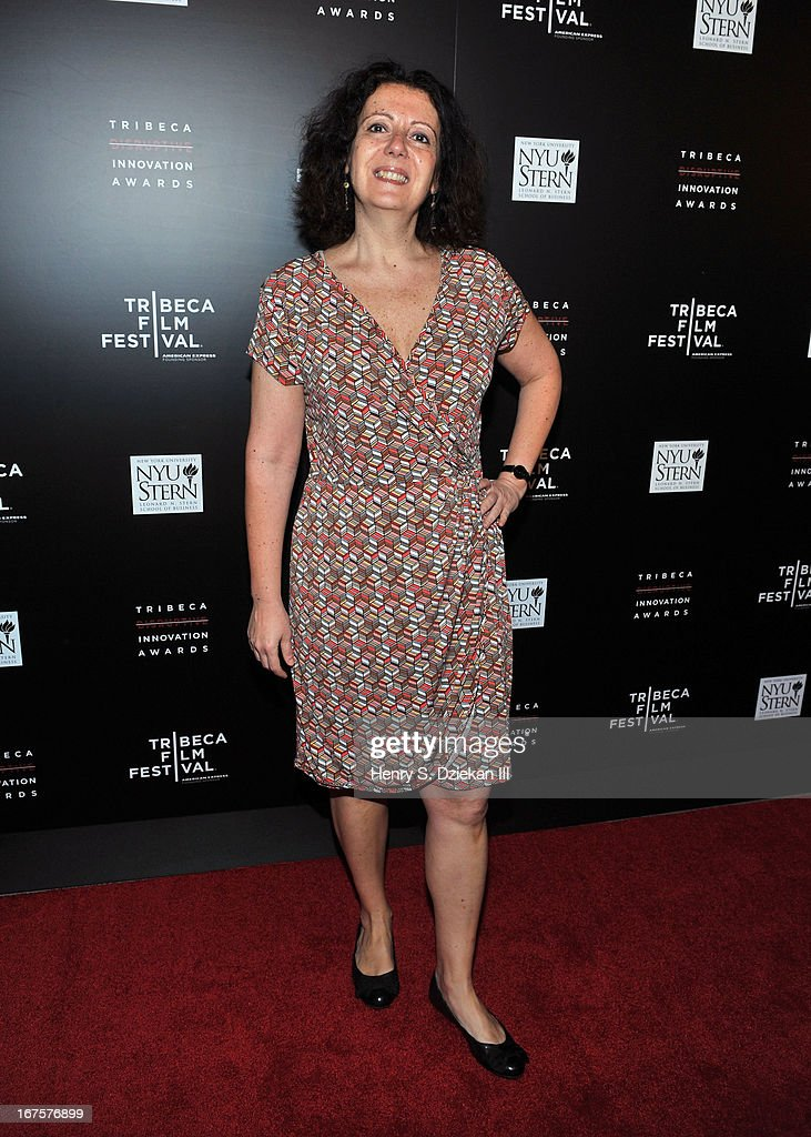 Sharon Badal attends the Tribeca Disruptive Innovation Awards during the 2013 Tribeca Film Festival at NYU Paulson Auditorium on April 26, 2013 in New York City.
