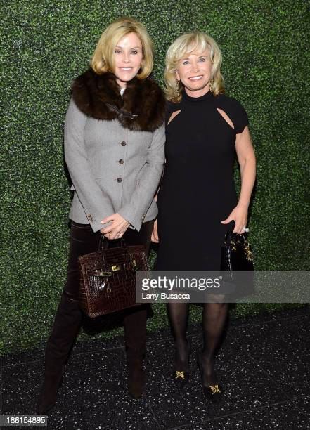 Sharon Bush arrives as Ralph Lauren Presents Exclusive Screening Of Hitchcock's To Catch A Thief Celebrating The Princess Grace Foundation at MoMA on...