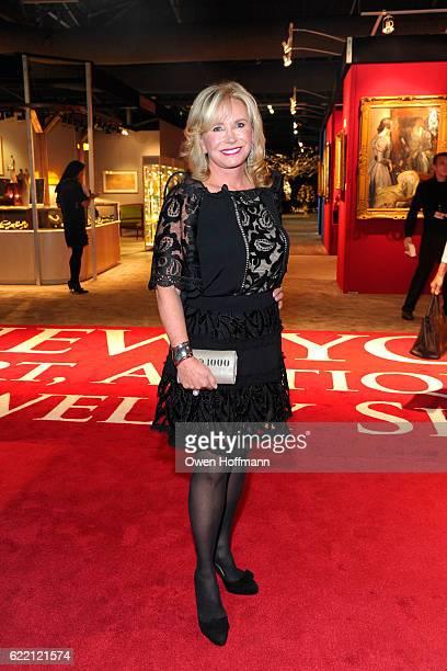 Sharon Bush attends 2016 NYAAJS Opening Night at Pier 94 on November 9 2016 in New York City