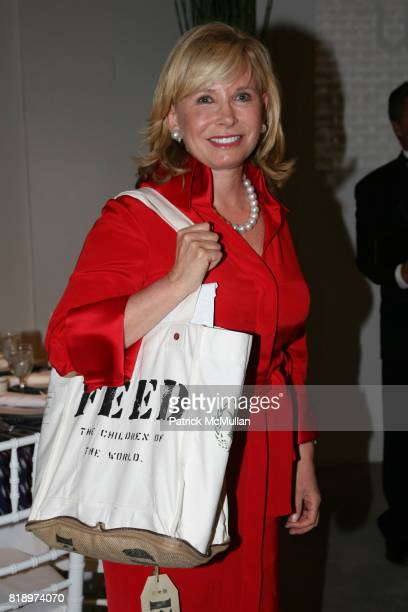 Sharon Bush attends LORD TAYLOR Mother/Daughter Tea for FEED with LAUREN BUSH and ELLEN GUSTAFSON at Lord Taylor on May 7 2010 in New York City
