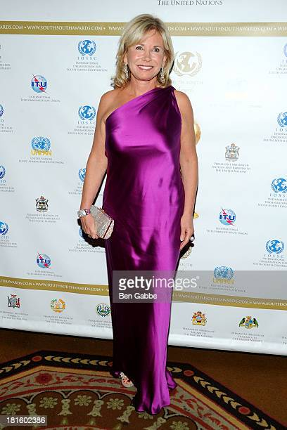 Sharon Bush attends the 2013 SouthSouth Awards at The Waldorf=Astoria on September 22 2013 in New York City
