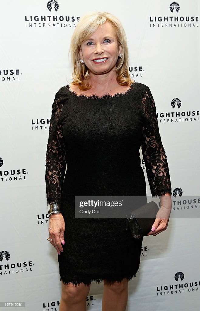 <a gi-track='captionPersonalityLinkClicked' href=/galleries/search?phrase=Sharon+Bush&family=editorial&specificpeople=217522 ng-click='$event.stopPropagation()'>Sharon Bush</a> attends the 5th Annual 'A Posh Affair' Gala at 583 Park Avenue on May 2, 2013 in New York City.