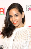 Sharon Carpenter attends Just Dance with Boy Meets Girl at Fashion Pavilion in Chelsea on September 12 2013 in New York City