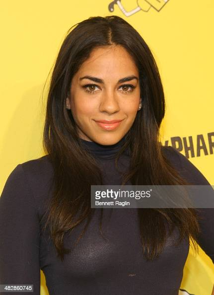 Sharon Carpenter attends Pharrell Williams' 41st Birthday Celebration at Cipriani Wall Street on April 4 2014 in New York City