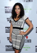 Sharon Carpenter attends Republic Records MTV VMA Viewing After Party at La Cenita on August 25 2013 in New York City